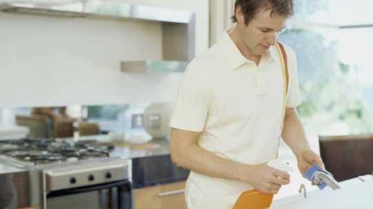 Tips Menjaga Dapur Agar Tetap Bersih