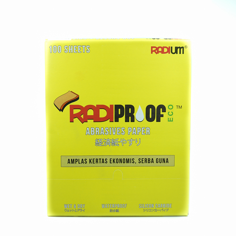 Amplas Duco Radiproof ECO by Radium