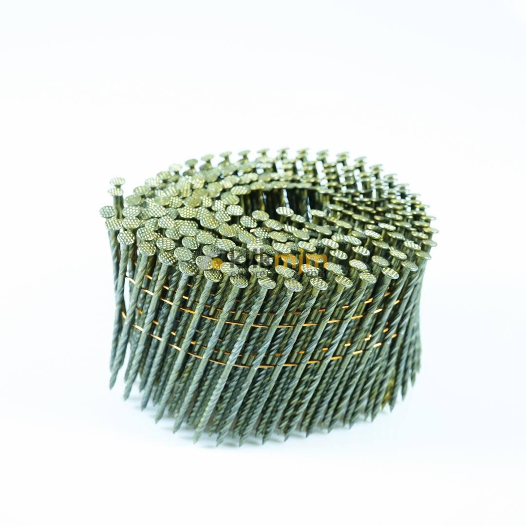 Paku Tembak Coil Nail 2.5 mm x 6.5 cm Ulir YUSO
