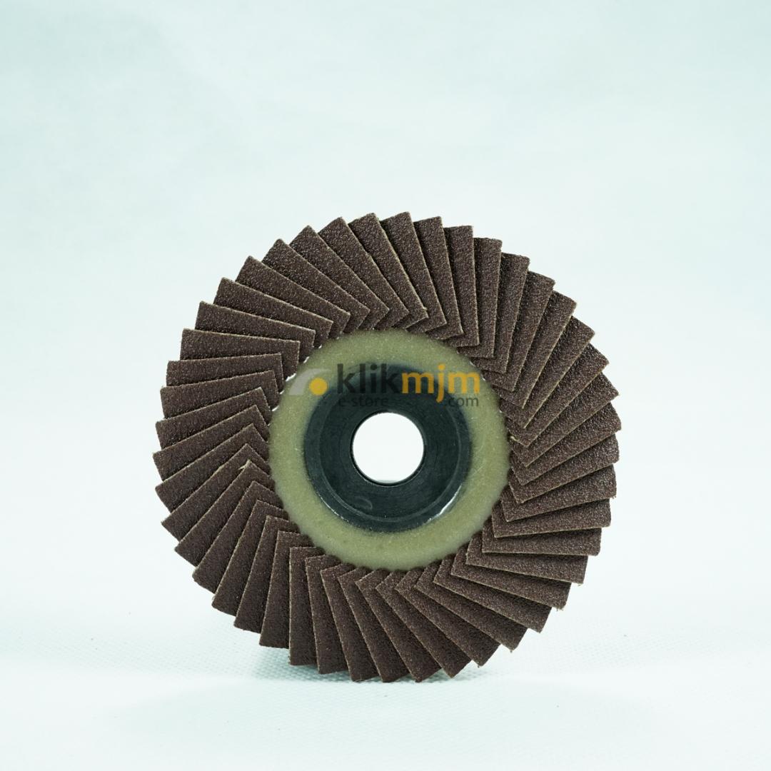 Non Pad Flap Disc RadiFlap by Radium