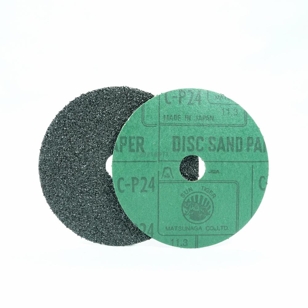 Amplas Bulat Disc Fibre Disc Sun Tiger Jepang